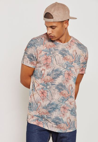 Floras Printed T-Shirt