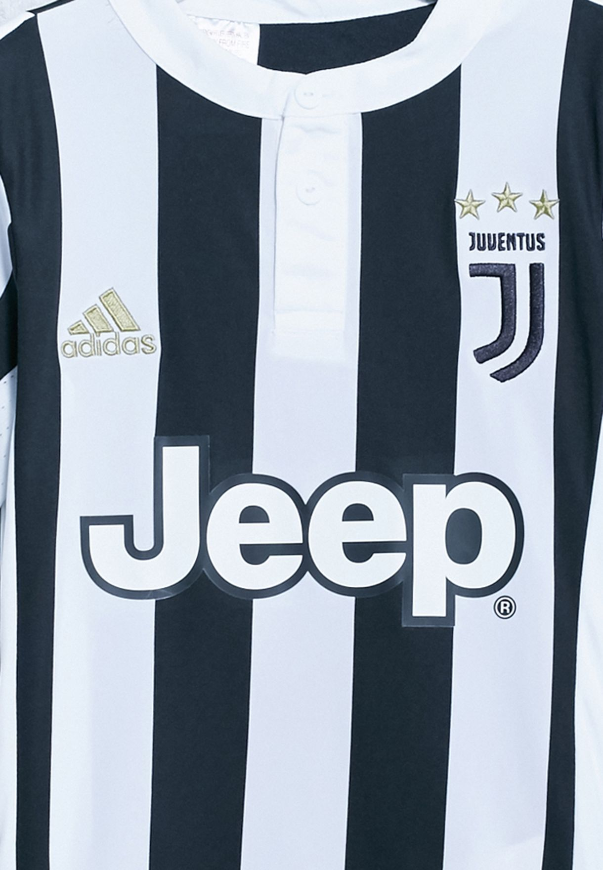 b58f26b5d5a Shop adidas monochrome Youth Juventus Home Jersey AZ8703 for Kids in ...