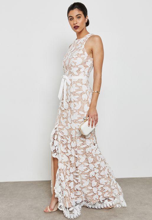 Lace Mermaid Dress