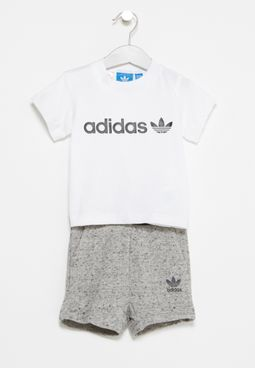 Infant Trefoil Shorts