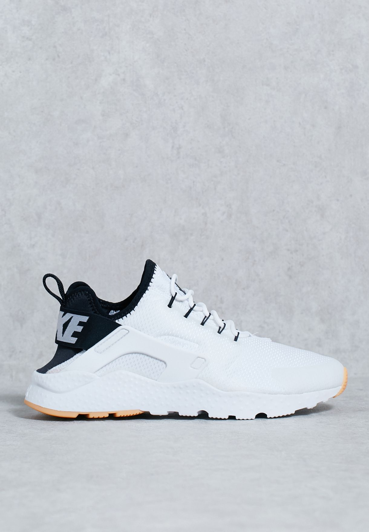 00c5a3bb8f340 Shop Nike white Air Huarache Run Ultra 819151-104 for Women in UAE ...