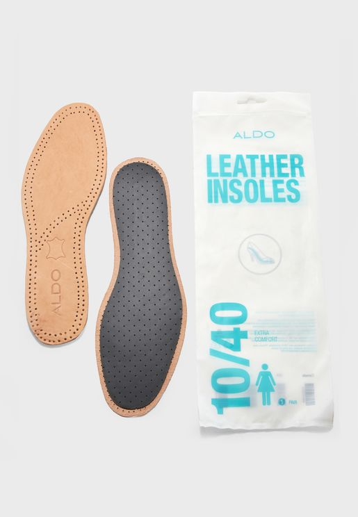 Terry Cloth Insoles