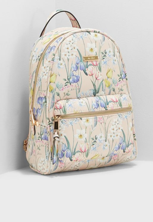 Large Zip Around Backpack