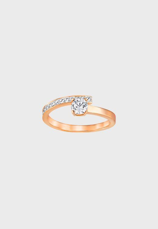 Lrge Fresh Motif Ring