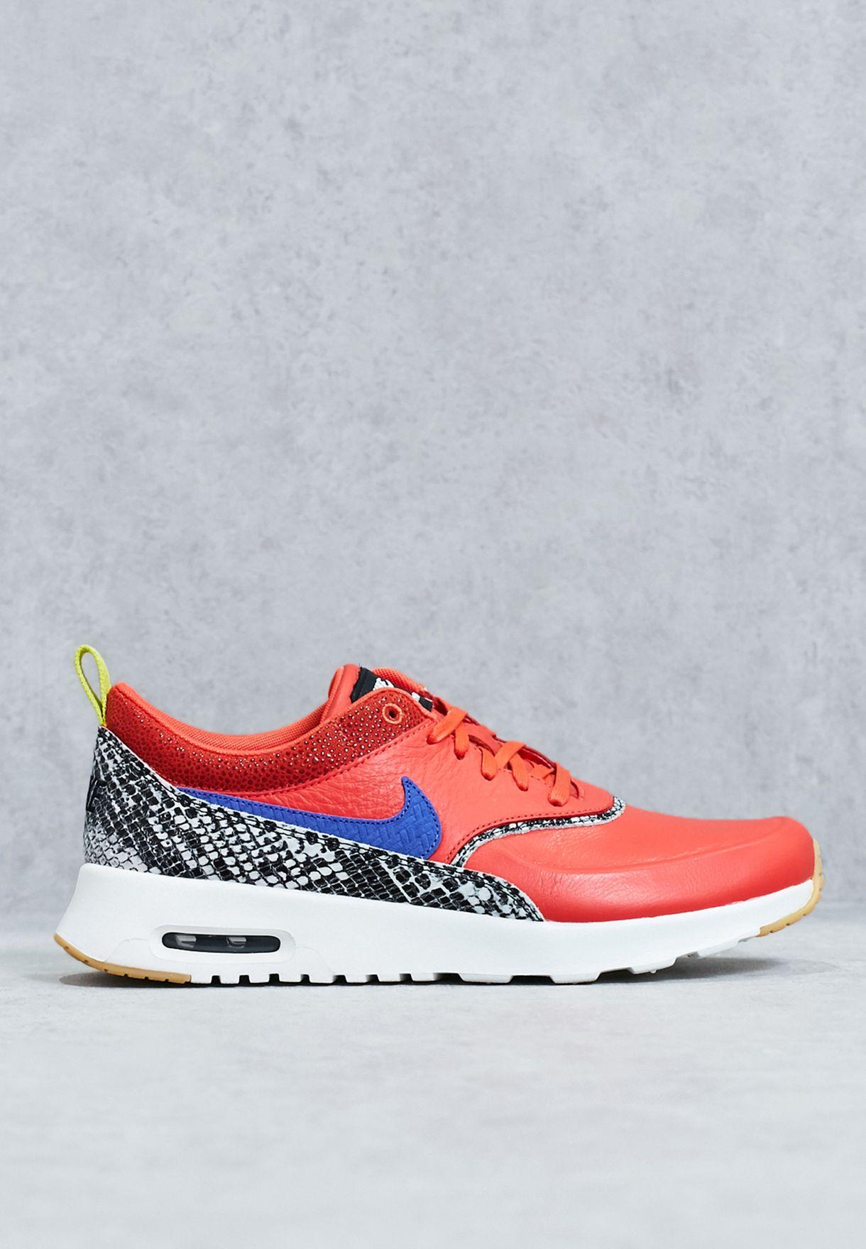 more photos 5209e 4061d Shop Nike multicolor Air Max Thea LX 881203-800 for Women in Bahrain -  NI727SH91PDC