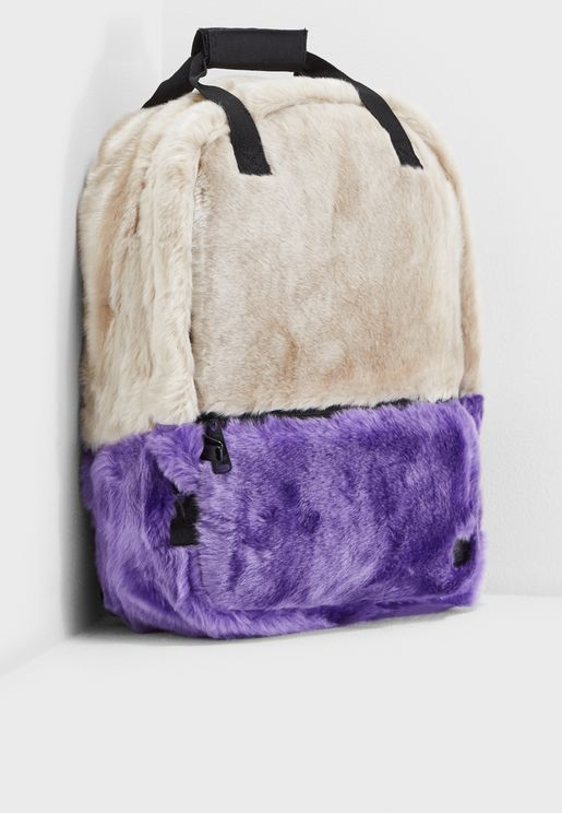 Faux Backpack