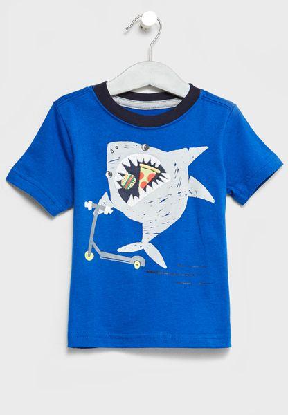 Infant Shark T-Shirt