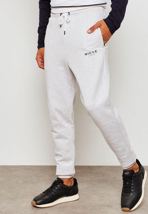 Classic Cuffed Sweatpants