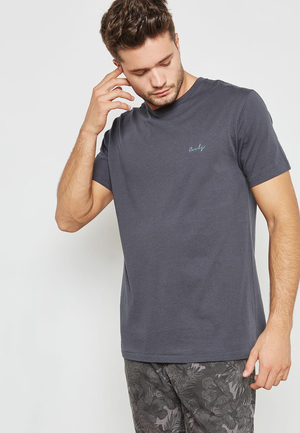 Micro Embo T-Shirt