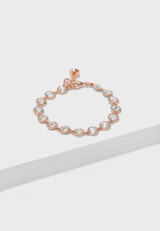 Raalyn Crystal Single Strand Bracelet