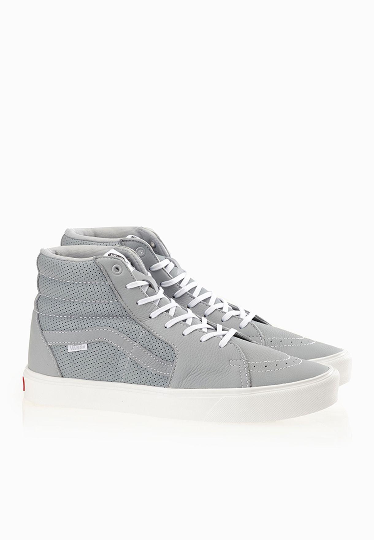 228fa194e7 Shop Vans grey SK8- Hi Lite Sneakers for Men in Qatar - VA088SH81IJU