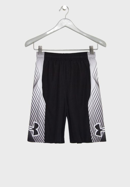 Youth Space The Floor Shorts