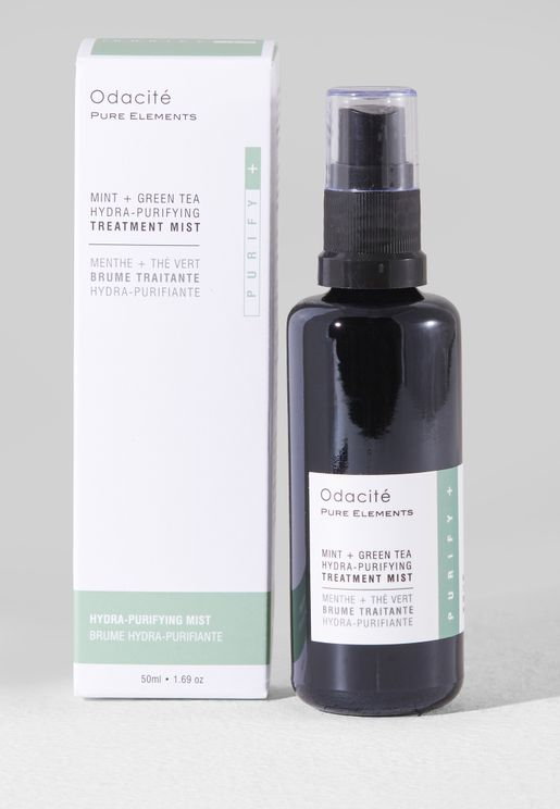 Hydrate and Purify Mint + Green Tea Treatment Mist