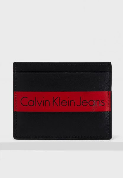 Logo Pop Coin Cardholder