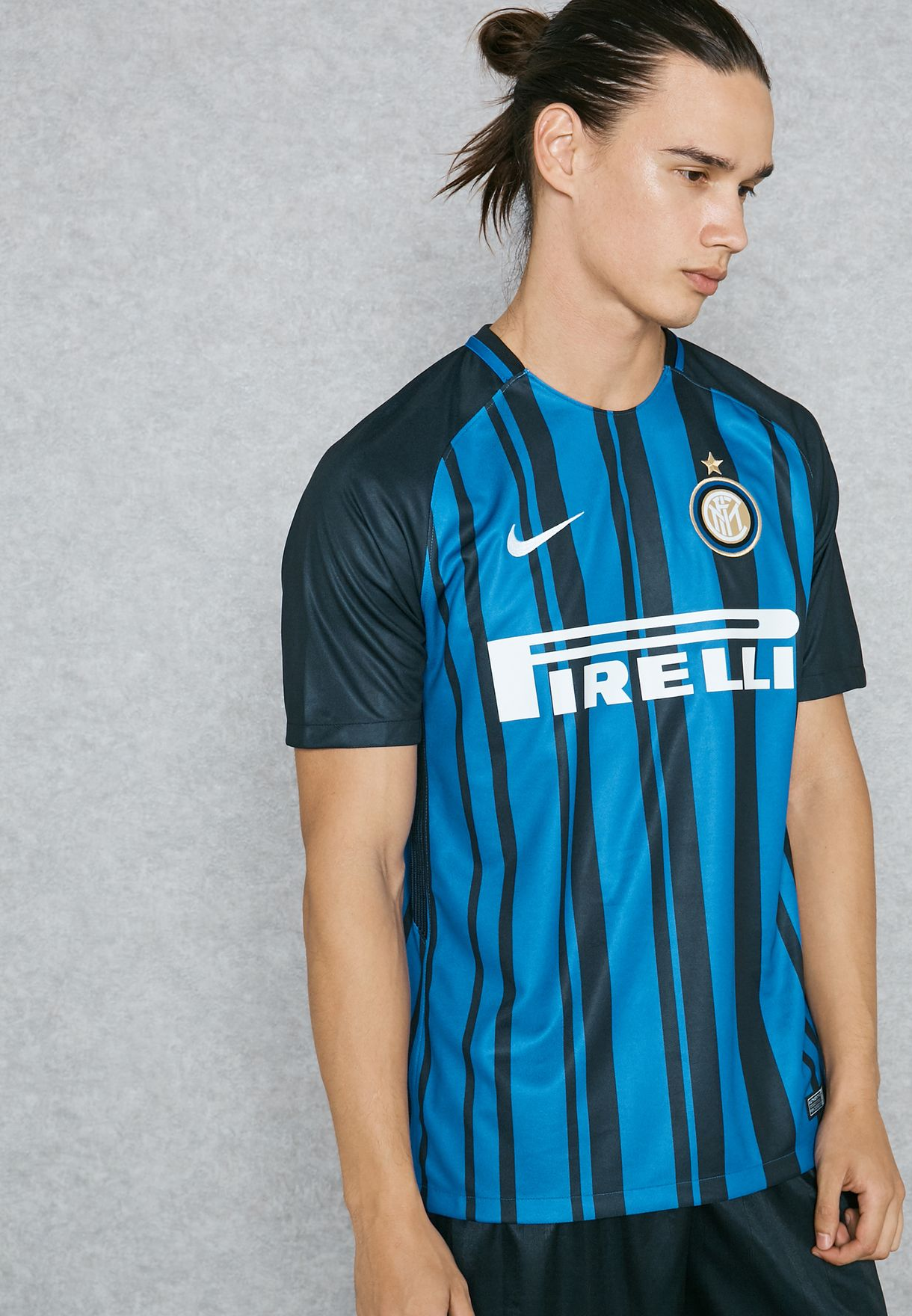 100% authentic 51923 70157 Inter Milan 17/18 Home Jersey