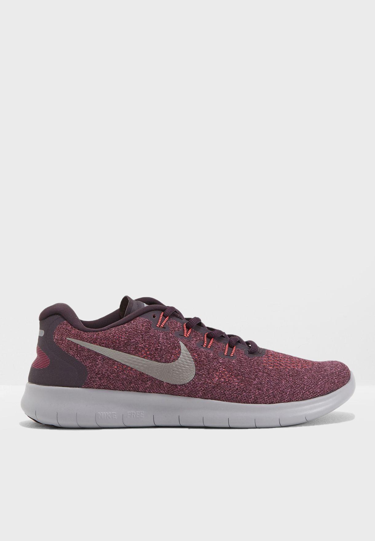 c0faa08960ef2 Shop Nike purple Free RN 2017 880840-603 for Women in Saudi ...