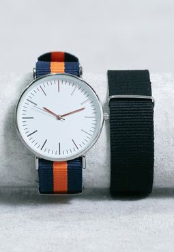 Nato Strap Pack Watch