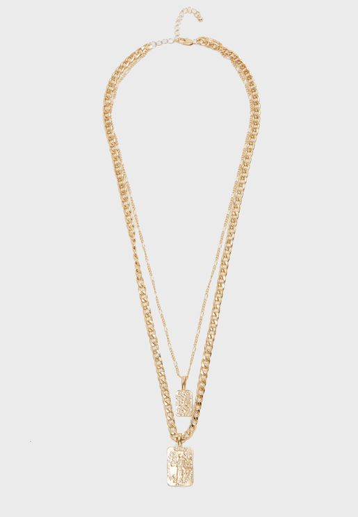 Ollie Layered Necklace