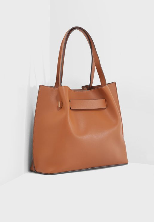 Chris Rouched Tote