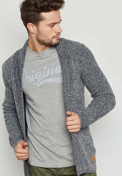 Kevin Knitted Cardigan
