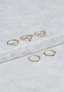 Multipack  Rings