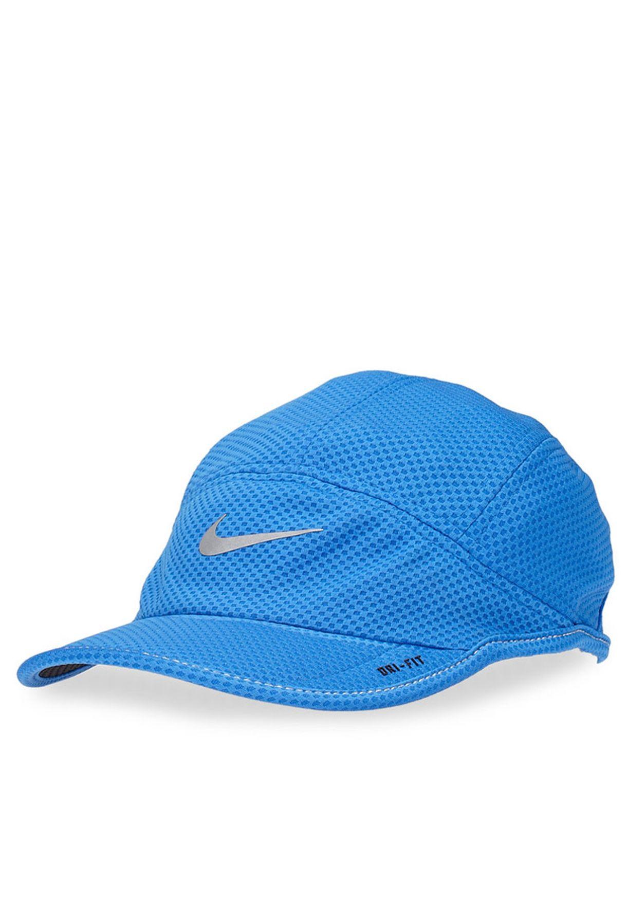 d7c0dd4b763 Shop Nike blue Mesh Daybreak Cap NKAP520787-440 for Men in UAE ...
