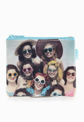 Catseye Under the Sun Ladies Coin Purse