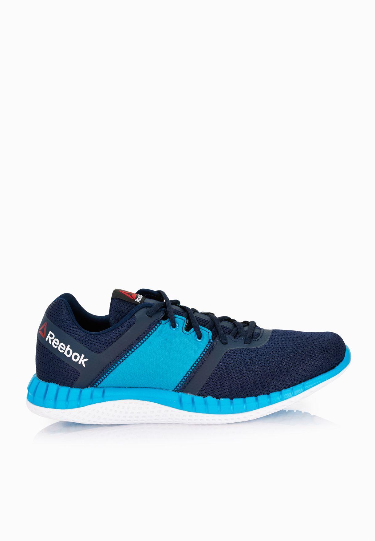 2153c60f6d8 Shop Reebok blue Zprint Run Neo AR3032 for Men in Kuwait - RE019SH81PXU