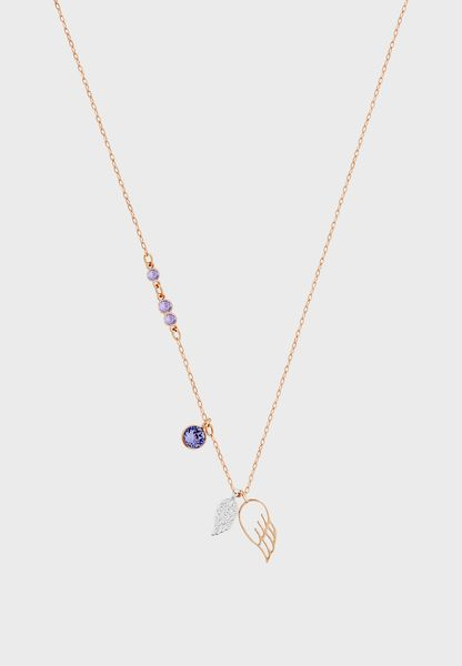 Duo Pendant Necklace