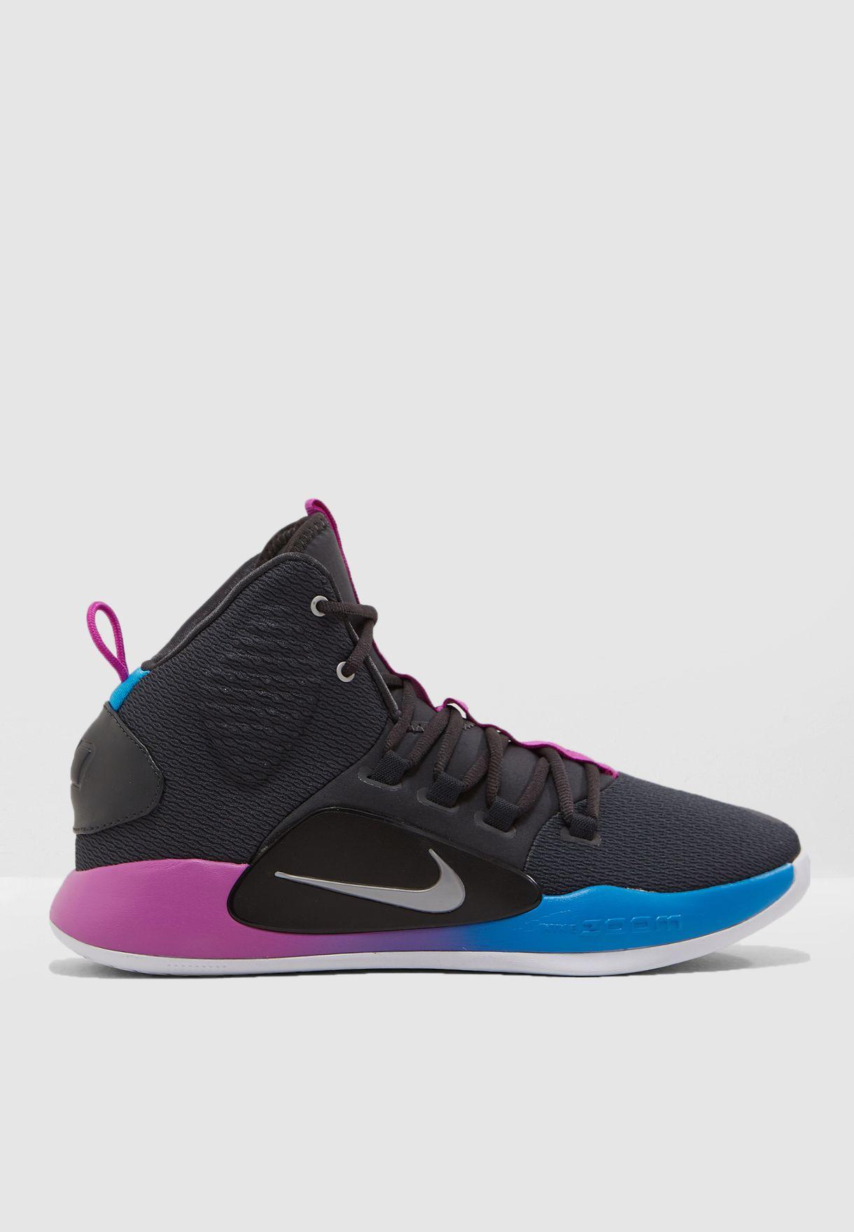 0e3a2893734 Shop Nike grey Hyperdunk X AO7893-002 for Men in Saudi - NI727SH81SYC