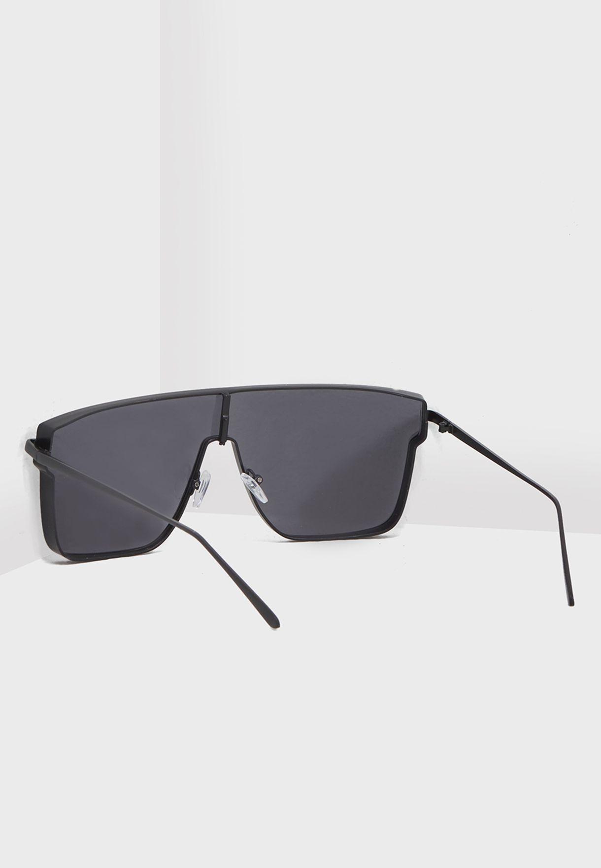 Heisler Oversized Sunglasses