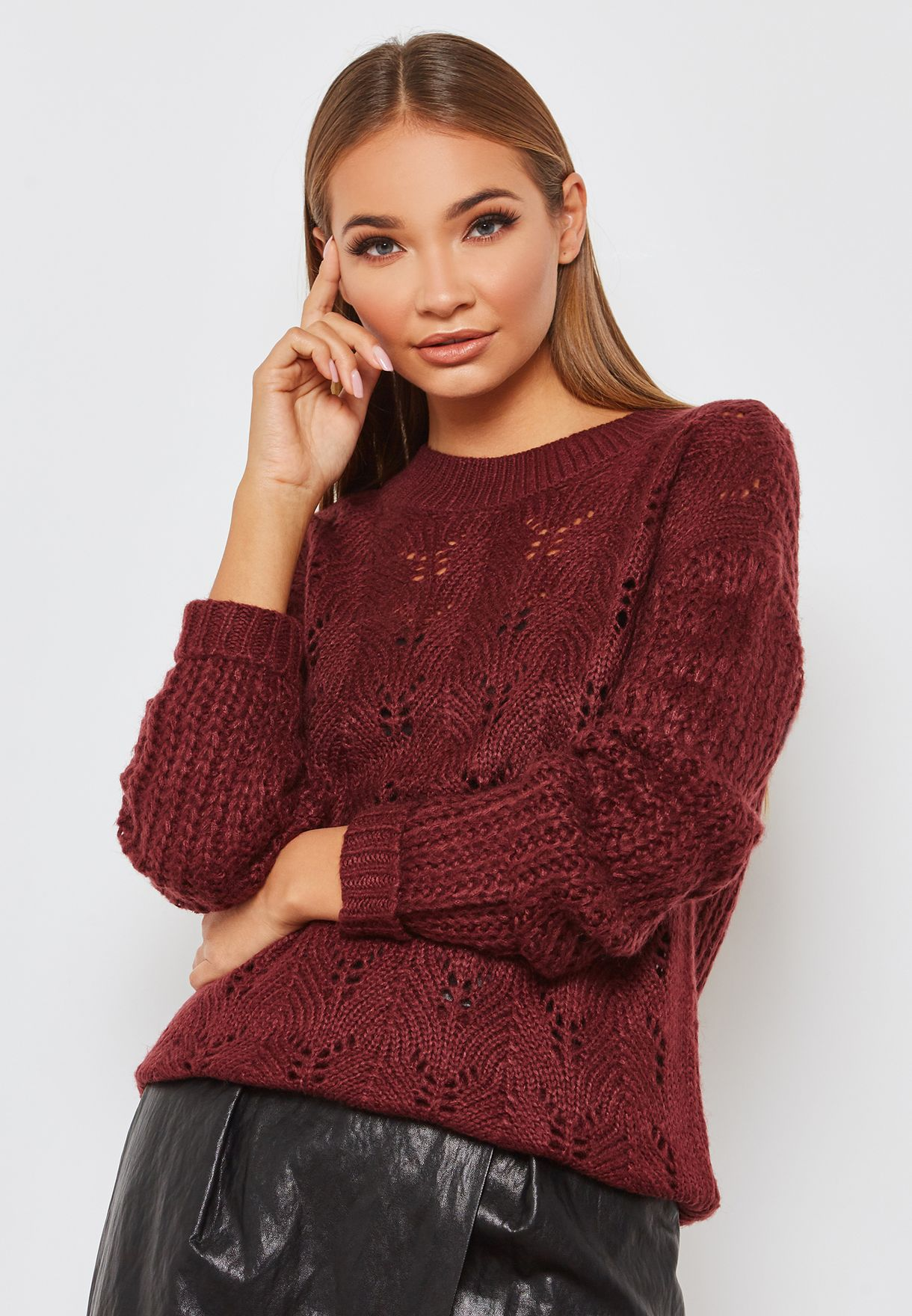 bbcc045caa6 Cable Knit Sweater