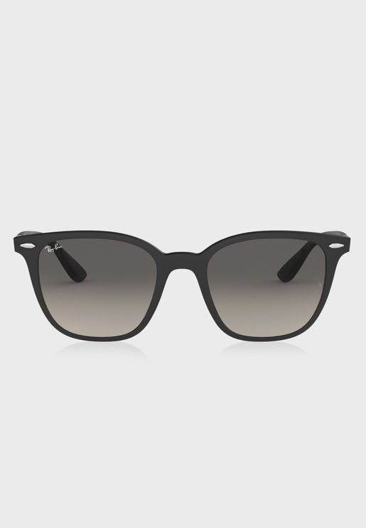 0RB4297 Wayfarer Sunglasses
