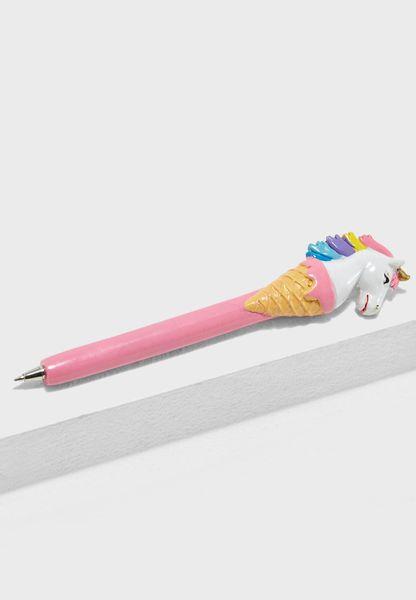 قلم جاف بشكل حصان