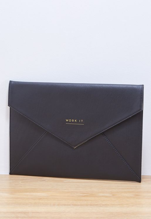 Luxury A4 Document Wallet