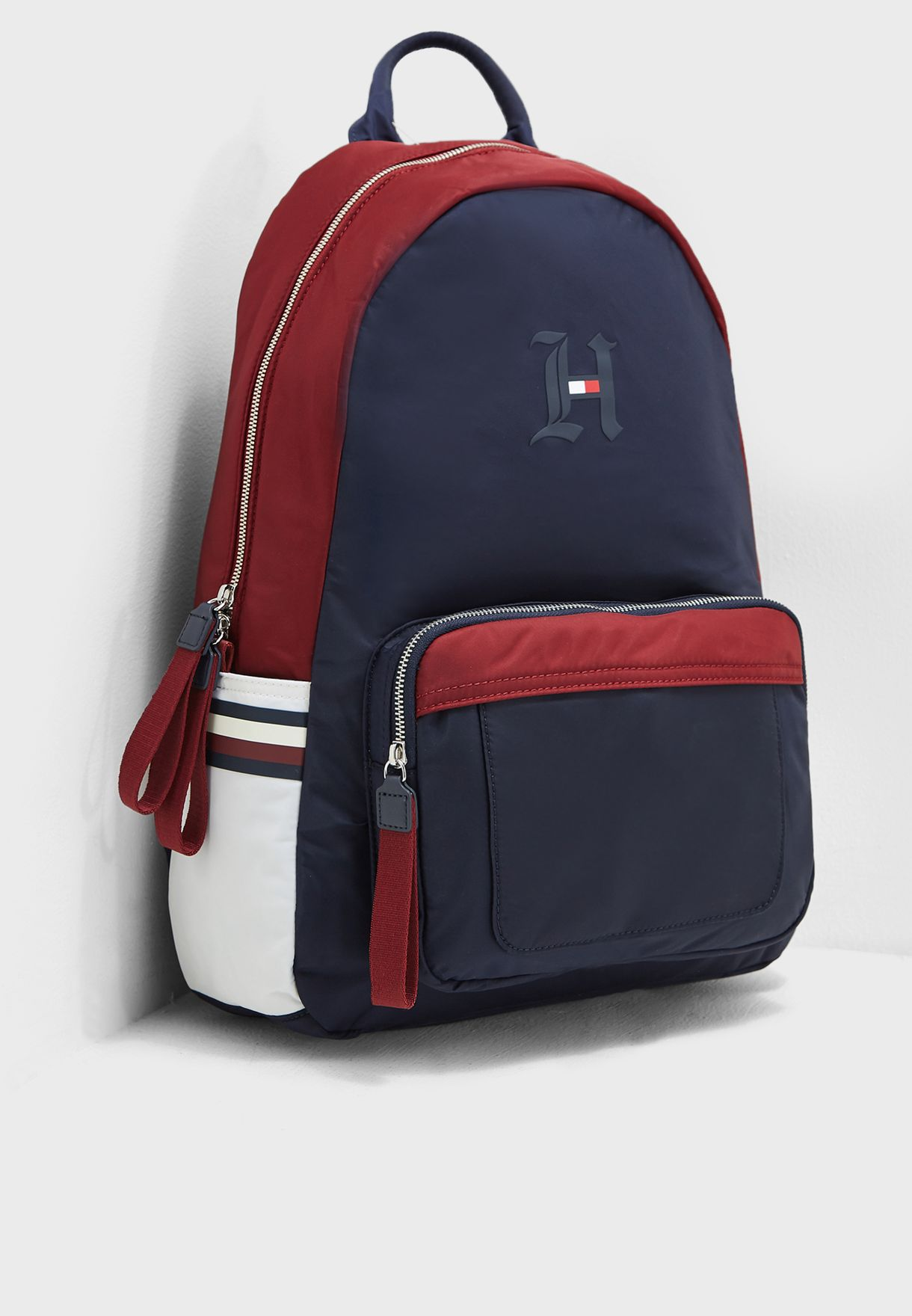 423e448f09 Shop Tommy Hilfiger multicolor Lewis Hamilton Sport Backpack AM0AM04142901  for Men in Kuwait - TO279AC81SPM