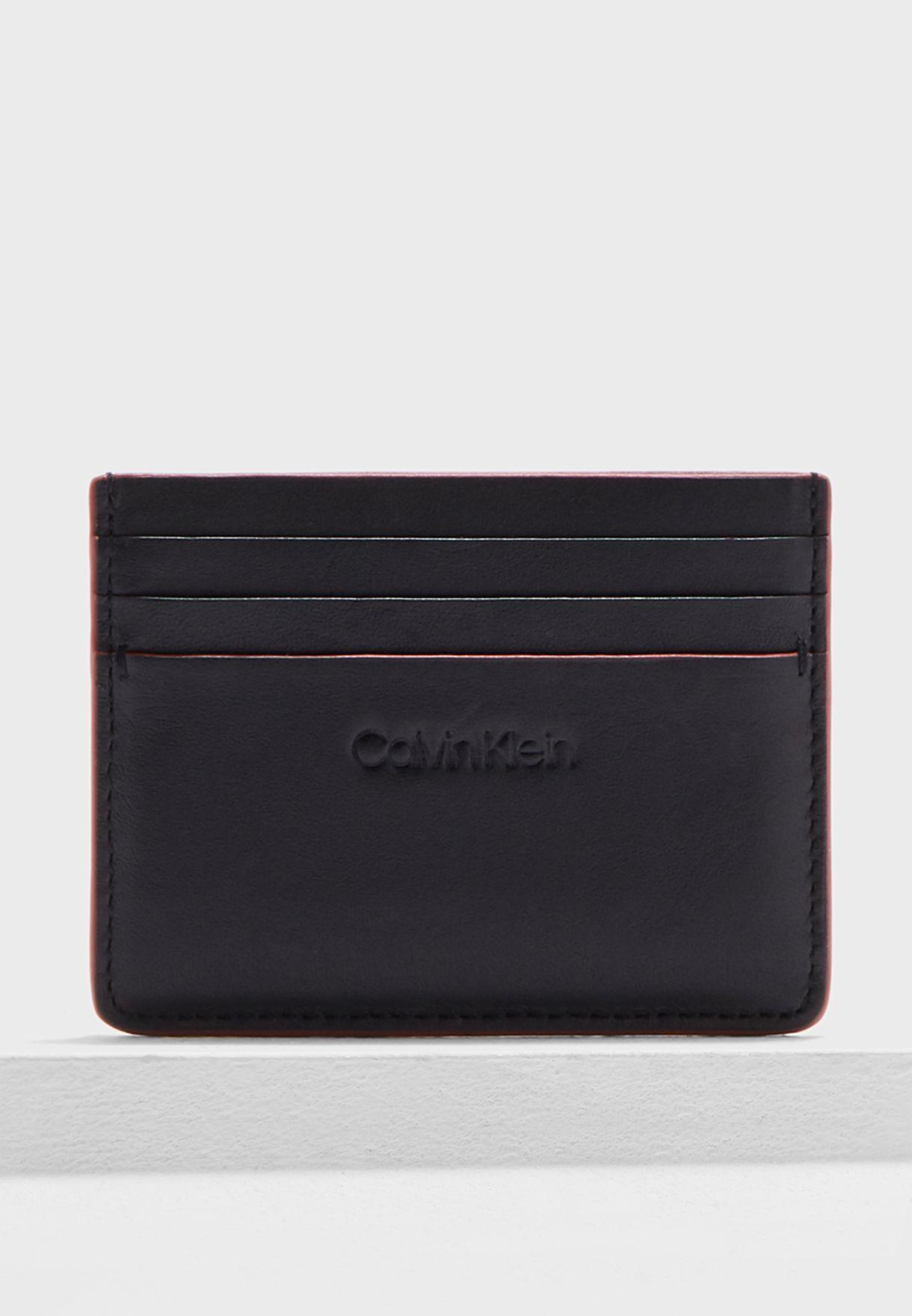 Refined Tack Cardholder