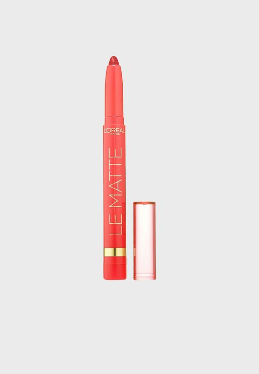 Color Riche Le Matte Lip Pen Mad For Matte