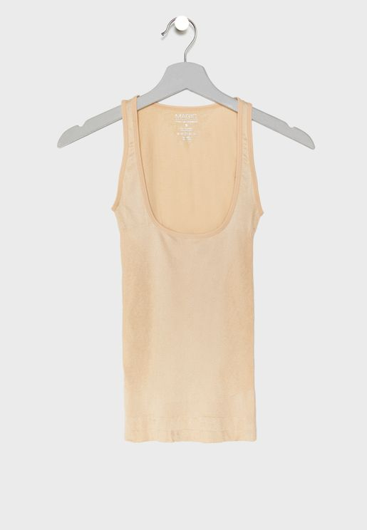 Push Up Shape Cami Slip