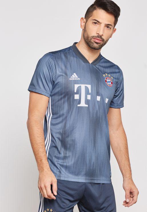 FC Bayern 18/19 3rd Jersey
