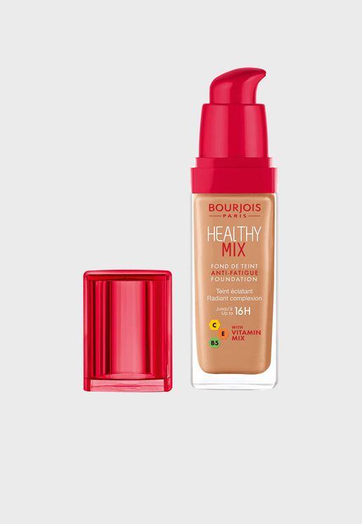 Healthy Mix Anti-Fatigue Foundation 56 Light Tan