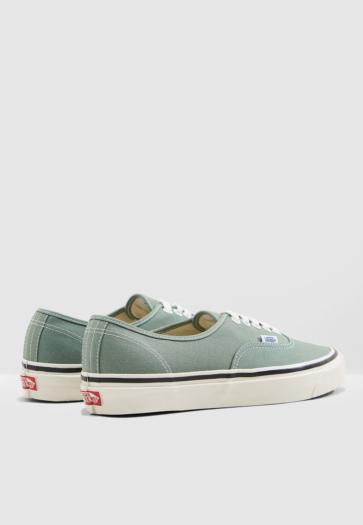 Shop Vans green Anaheim Factory Authentic 44 DX 8ENU6C for Men in ... 4feb45ed5