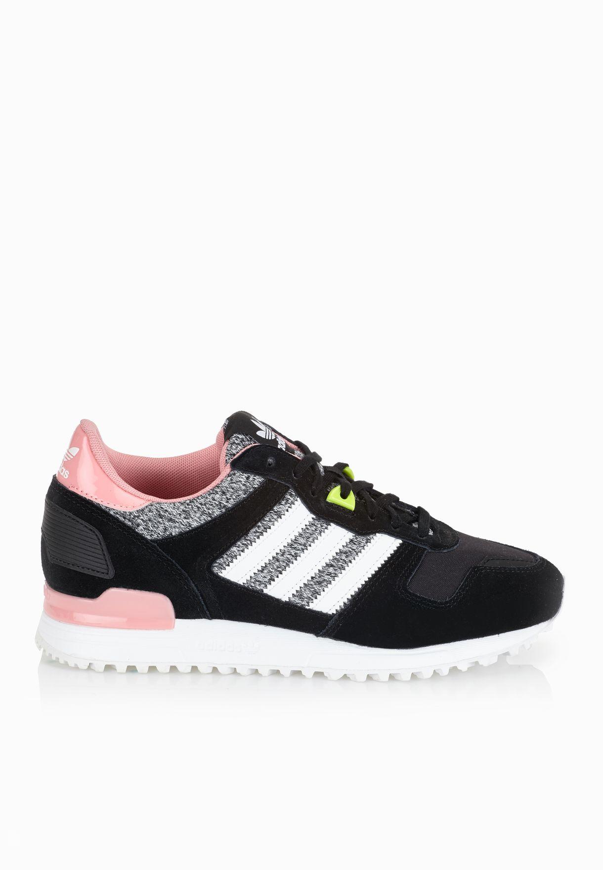 5a9f8573a Shop adidas Originals multicolor ZX 700 Sneakers B25716 for Women in ...