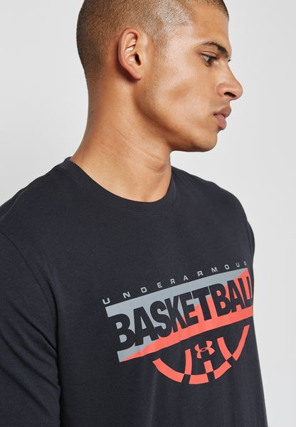 Under Armour. Baseline Graphic T-Shirt