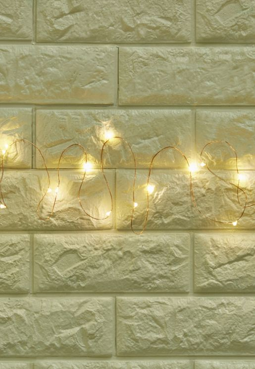 Battery Powered LED String Lights