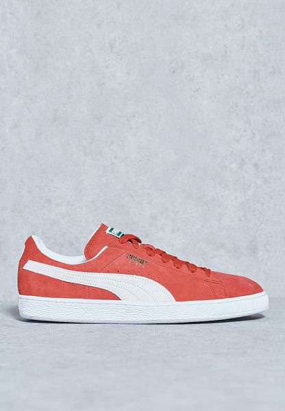Classic Suede Sneakers