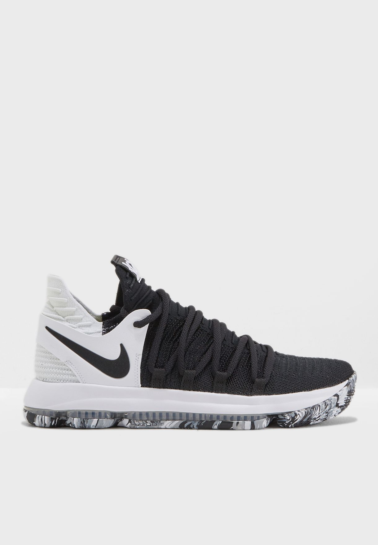 promo code 699c4 928a1 Shop Nike black Zoom KD10 897815-008 for Men in UAE - NI727SH71PSA