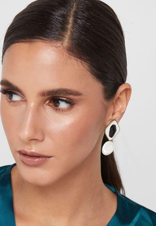 Fer Drop Earrings