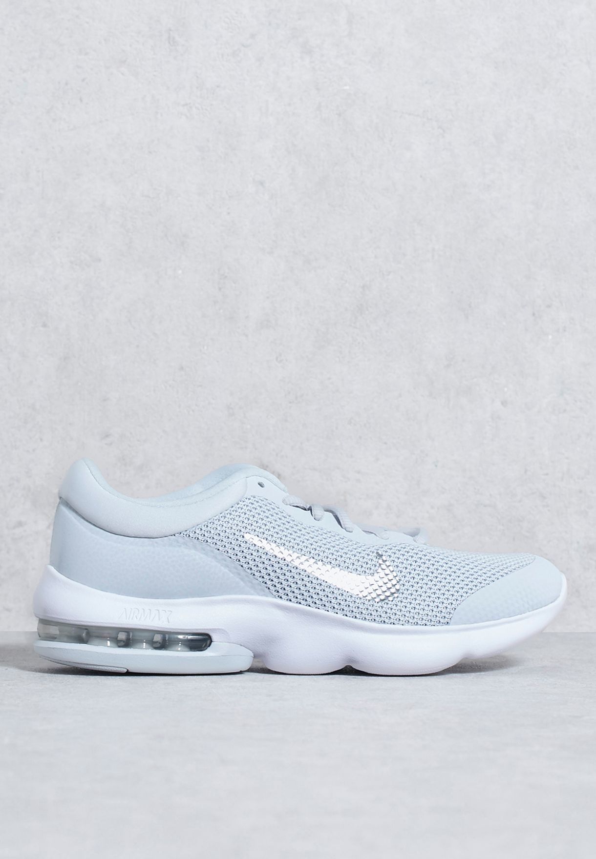 fc8454e59d Shop Nike grey Air Max Advantage 908991-006 for Women in Saudi ...
