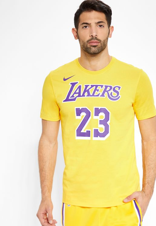 LA Lakers LeBron Dri-FIT T-Shirt